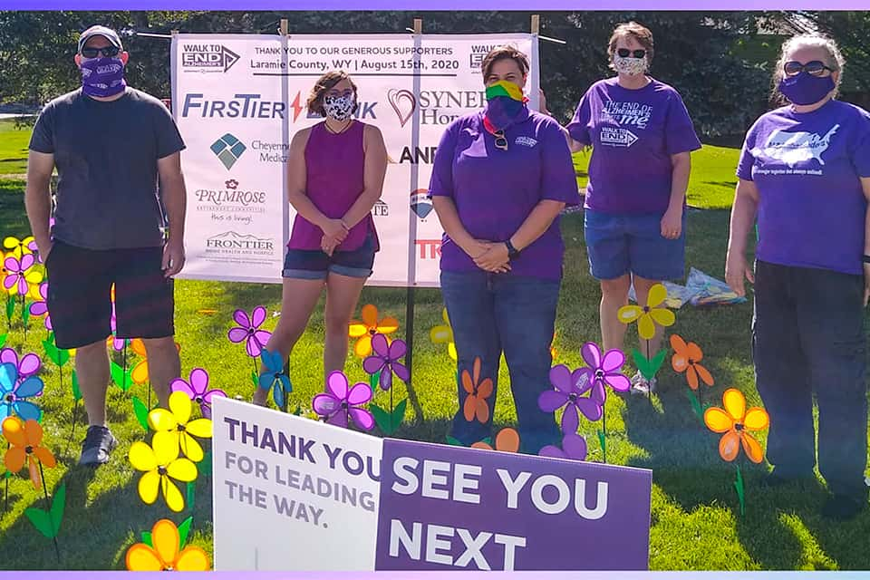 Alzheimer's Association invites Fremont County residents to join 2020 Walk to End Alzheimer's